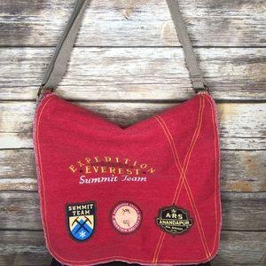 Disney expedition Everest messenger bag WDW rare